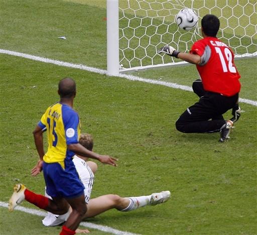 Германия - Эквадор