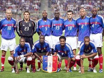 Сборная испания по футболу 2006