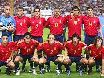 Чемпионат испании футболу 2006